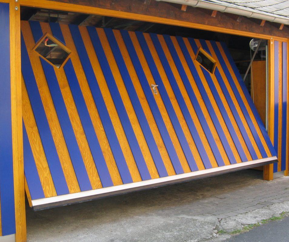 schwingtor 77 vogt. Black Bedroom Furniture Sets. Home Design Ideas